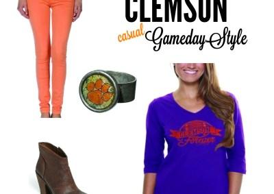 Clemson Casual