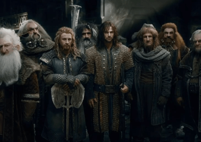 Hobbit: Battle of the Five Armies Trailer
