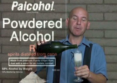 powdered alcohol palcohol