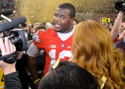 Cardale Jones should log off Twitter