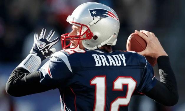 Tom Brady reaches 400-touchdown pass milestone