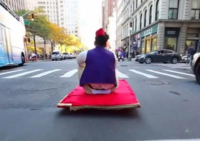 aladdin real magic carpet