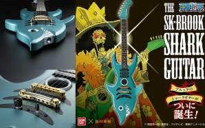 Bandai hargai replika gitar Hiu milik Brook dari anime One…