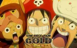 Resmi, One Piece Film Gold siap tayang tanggal 7 September…