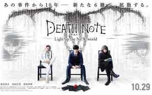 Film Live-action Death Note 2016 rilis video trailer dengan subtitle…
