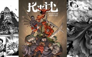 "Kolaborasi bersama KillerKomik, KOIL rilis komik ""KOIL: Dragonian Warriors"""