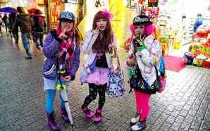 Harajuku, Tujuan Wisata Nyentrik Ala Remaja Jepang