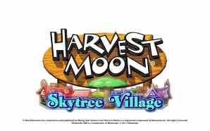Review Game: Harvest Moon Skytree Village, gaya baru petualangan pertanian…
