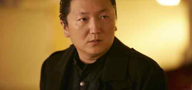 "HEROES REBORN -- ""June 13th - Part One"" Episode 107 -- Pictured: Masi Oka as Hiro Nakamura -- (Photo by: Sophie Giraud/NBC)"