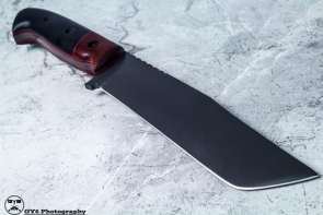 """The Ares"" Blade"