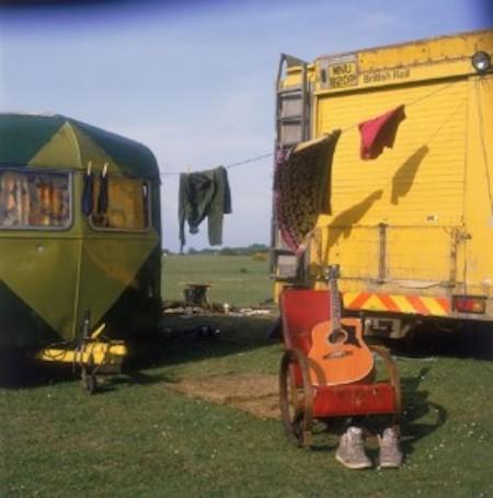 Gypsy camp site