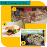 Thrifty Thursday – Week 29th January 2015