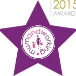 Mum and Working Awards 2015 – I've Been Nominated!