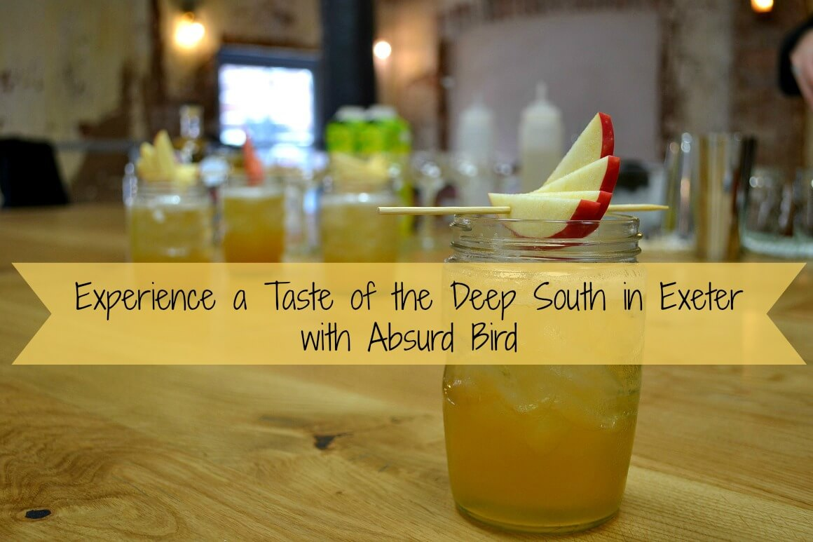 Experience a Taste of the Deep South in Exeter with Absurd Bird