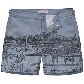 Orlebar Brown x Paris Review Swimwear