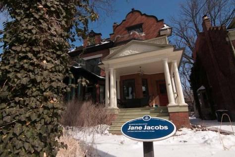 Jane Jacobs Toronto