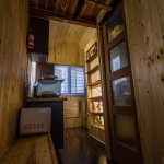 Cuisine et salle de bain tiny house