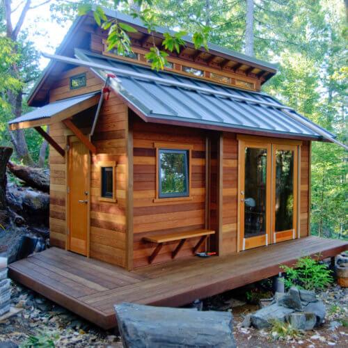Habitations micro volution micro et mini maison tiny house for Micro maison bois