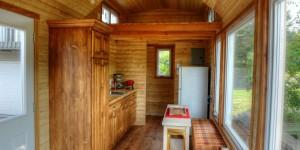 Cuisine auto constructeur tiny house