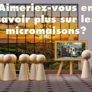 Conférence micromaison