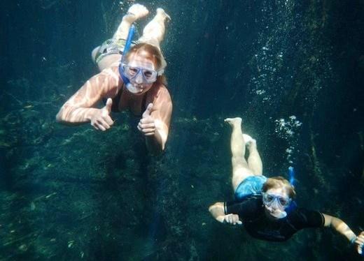 snorkel-Cancun