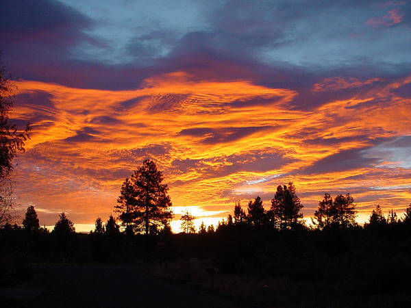 Bend Sunset Bend Sunset