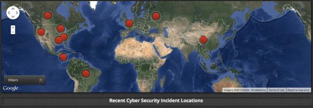Radware Current DDoS Attacks