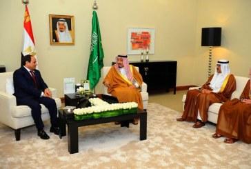 الجبير: العلاقات بين المملكة ومصر تاريخية يسودها الود ووحدة المصير