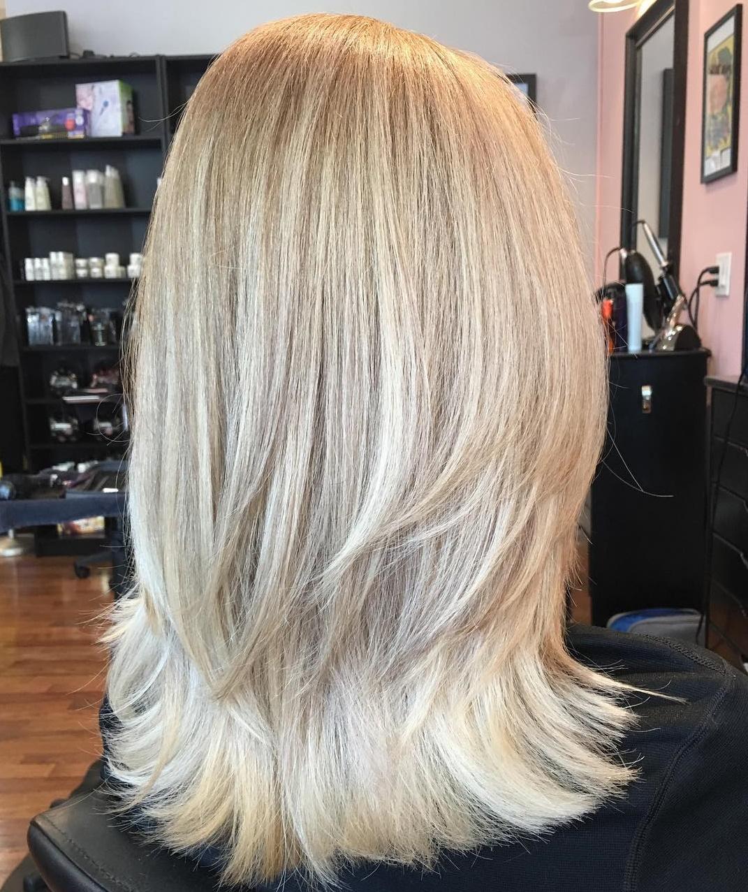 Best Medium Length Layered Haircuts In  Hair Adviser
