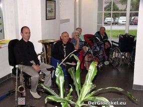 behinderte Senioren nicht nur als Zaungäste, sondern als Selbstverständnis