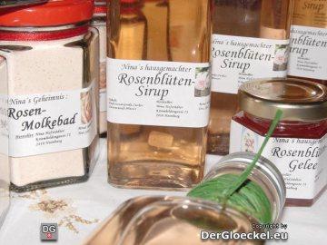 Naturkost - ein umfangreiches Sortiment an Produkten aus Rosen