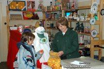 Die Wirtschaft von Hainburg und Umgebung sponserte die Veranstaltung mit Sachpreisen, die zur Verlosung kamen