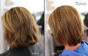 Hair Colour and Restyle