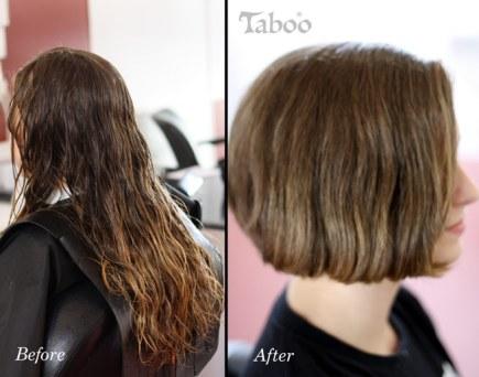 short bob hair style
