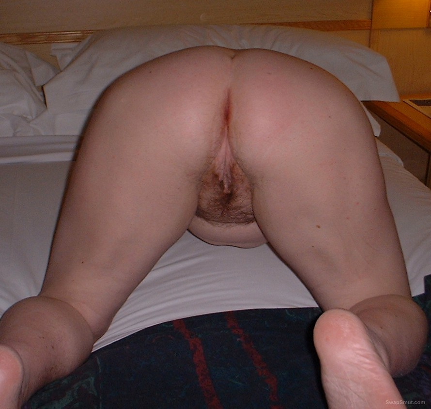 pussy bent over Chubby