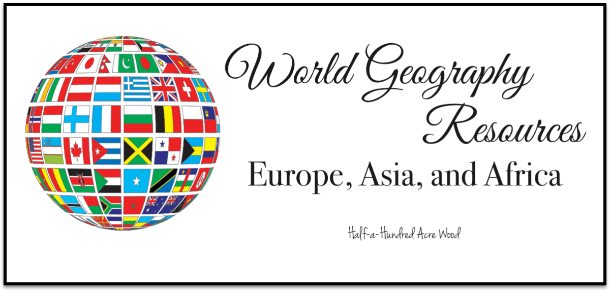 World Geography Resources