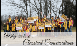 Why We Choose Classical Conversations
