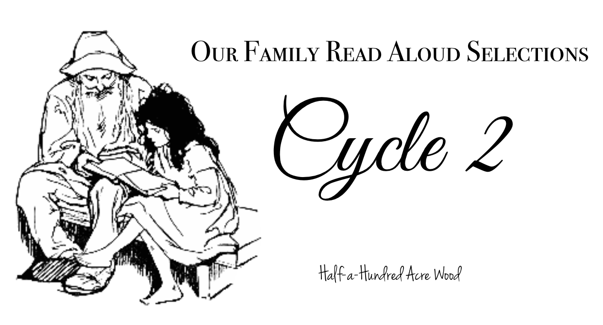 Cycle 2 Read Alouds