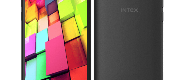 Intex Cloud 4G: Another Interesting 4G Phone In The Market