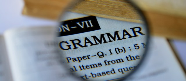 Your Spelling And Grammar Mistakes Affect SEO?