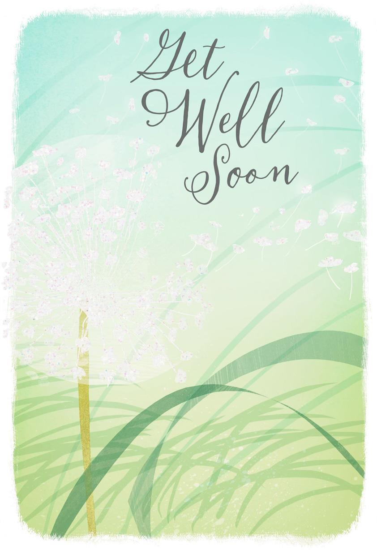 Fullsize Of Get Well Card