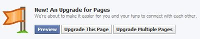 Facebook Like Pages Change