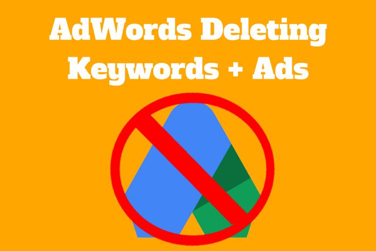 AdWords-deleting-keywords