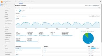 Understanding Audience Reports in Google Analytics