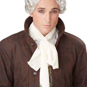 18th Century Peruke Mens Wig Blonde or Gray