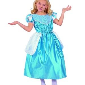 2Pc. Cinderella Disney Child Costume