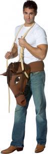 Adult Hung Like A Horse Costume