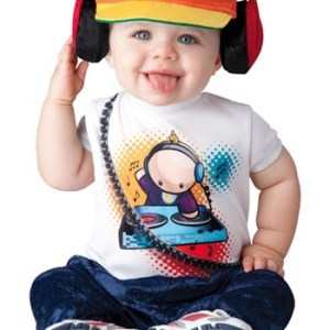 Baby Beats DJ Costume