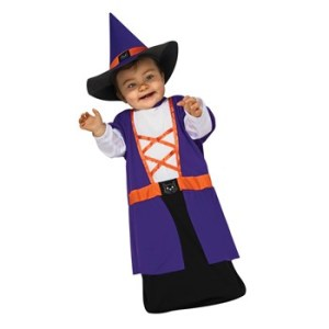 Bany Witch Toddler Costume