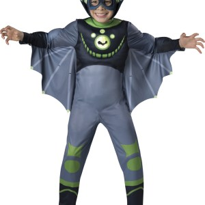 Bat Wild Kratts Child Costume